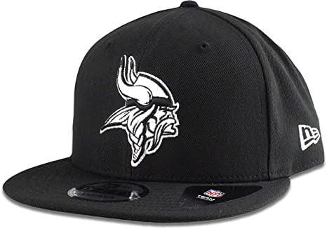Image Unavailable. Image not available for. Color  New ERA NFL Minnesota  Vikings 950 Cap Limited Edition Black with White 9d3e29ef4