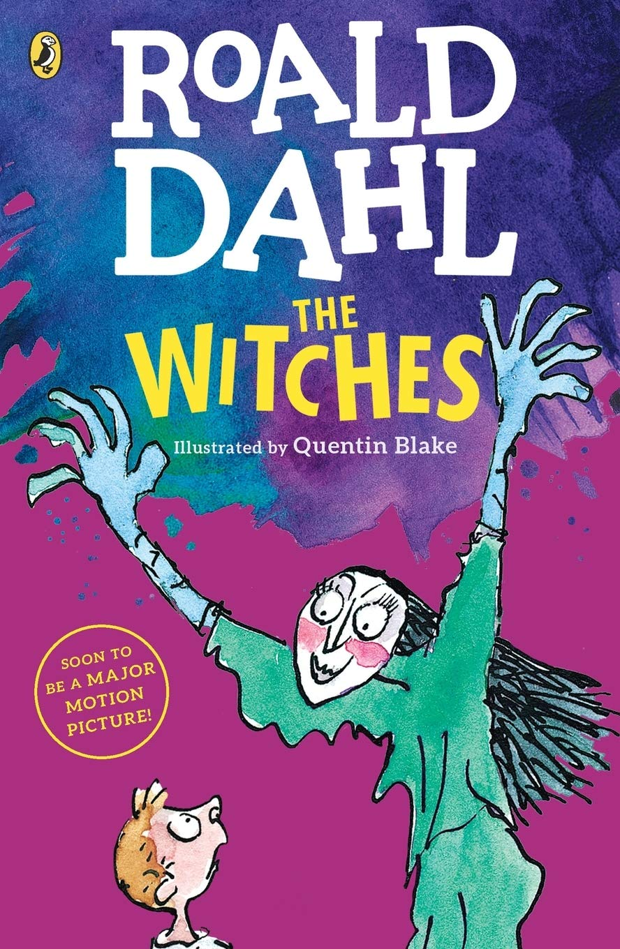 The witches by Roald Dahl 0590032496 9780590032490