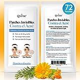 QVENE (72) Parches Para Acné | Acne Patch Purificante, Transparente, Esconde Las Espinillas | Hidrocoloide, Tea Tree…