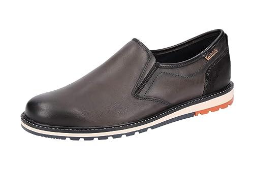 Pikolinos M8J-3146 Lead - Mocasines de Piel Lisa para Hombre: Amazon.es: Zapatos y complementos