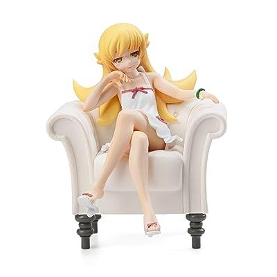"""Taito 4.7"""" Monogatari Series: Shinobu Oshino Sofa Figure: Toys & Games"""