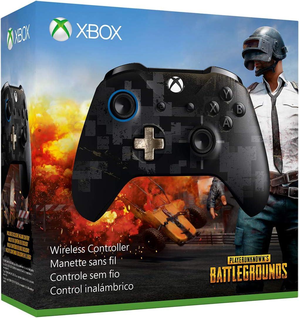 Amazon Com Xbox Wireless Controller Playerunknown S Battlegrounds