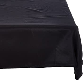 Fitted Polyester Tablecloth Black Part 53