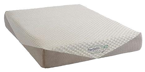 Amazon.com: Revitalizar + Gel colchón de espuma con efecto ...