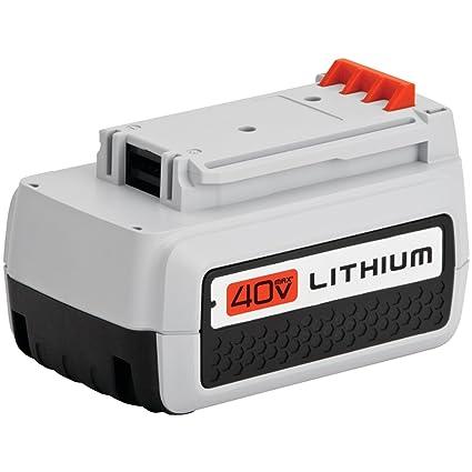 Amazon.com: Black & Decker batería de litio-ion ...