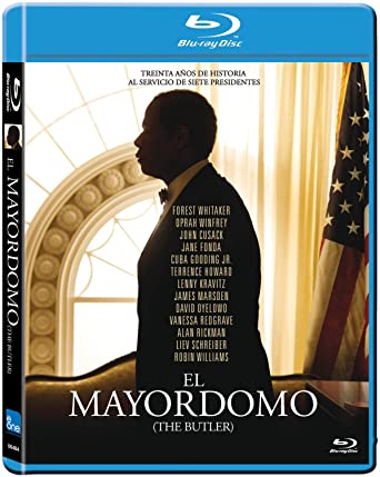 El Mayordomo (Blu-Ray) (Import Movie) (European Format - Zone