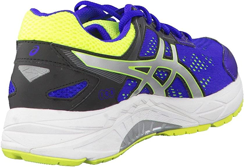 ASICS Gel Fortitude 7 (2E) T5G3 N - Zapatillas de Running para Hombre, Color Azul, Talla 45 EU: Amazon.es: Zapatos y complementos