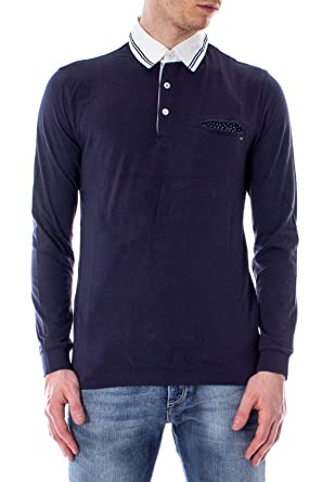 GAS JEANS Luxury Fashion Hombre 320047182302BLUE Azul Polo ...