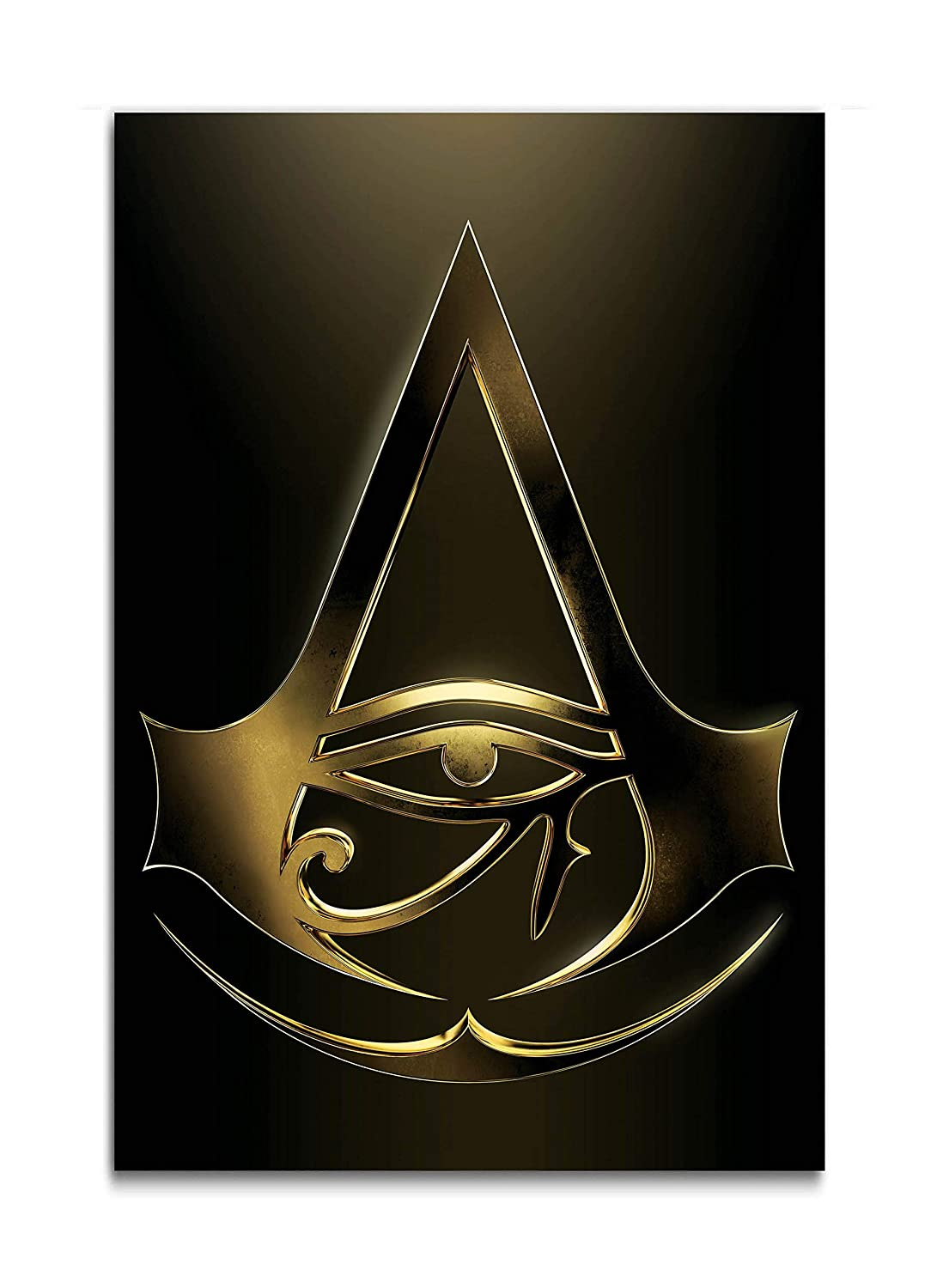 Tamatina Gaming Poster Assassins Creed Symbol Origins