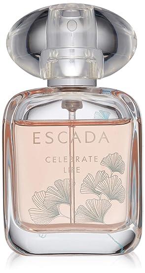 Amazoncom Escada Celebrate Life Eau De Parfum 1 Fl Oz Luxury Beauty