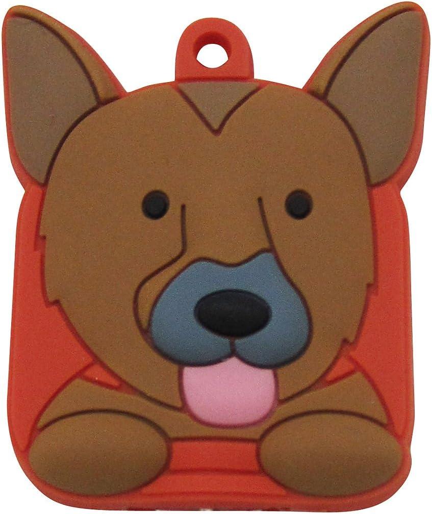 FouFou Dog Key Cover Mediumaltese Girl