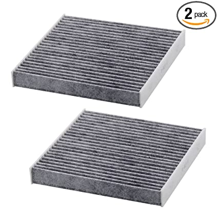 0072d69d40 Kootek Car Cabin Air Filter Replacement for CF10285 with Active Carbon for  Toyota/Lexus/