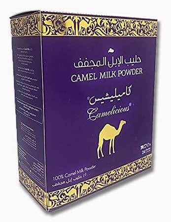 Amazon.com: camelicious Camello Leche en Polvo/Single Serve ...