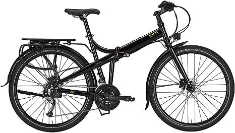 Tern Bicicleta Plegable Joe Tour 27 27 velocidades Bicicleta ...