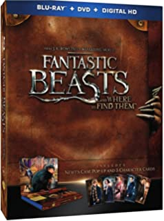 Amazon com: Fantastic Beasts and Where to Find Them: Eddie