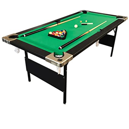 Amazoncom Billiard Pool Table Feet Portable Snooker - Pool table shop near me