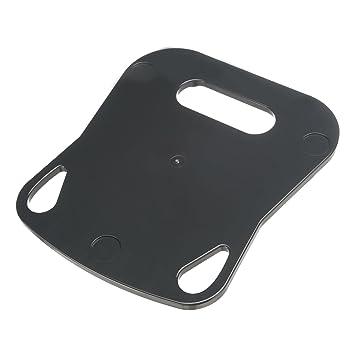 Tabla deslizante de Kochfix para Thermomix TM5, tabla de primera calidad para la cocina con teflón deslizante, base antracita: Amazon.es: Hogar