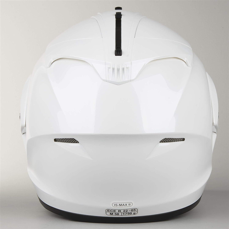 HJC IS-MAX II Flip Front Motorcycle Helmet XS Matt Black IM2MBXS