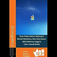 Free Video Editor Software Untuk Windows, Mac Dan Linux Edisi Bahasa Inggris (English Edition)