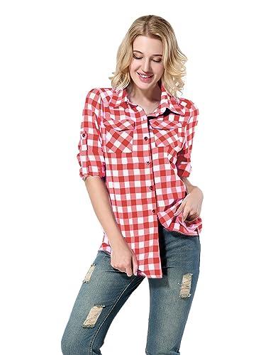 Yidarton - Camisas - para mujer