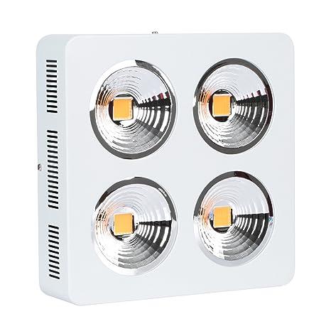 Roleadro 800W Led Cultivo Luces COB Led Crecimiento Lampe de Espectro Completode para Plantas Interior Vegetativo