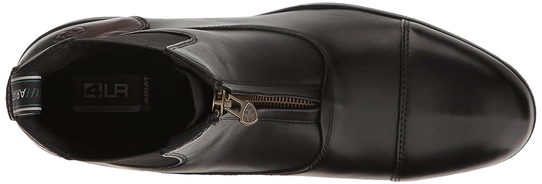 /Zip Paddock Boot/ Ariat Heritage IV/ /Negro