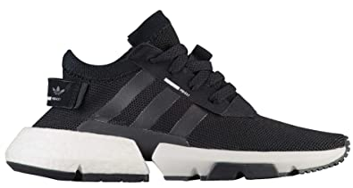 4e483f1fef00f adidas Originals Kids Unisex POD-S3-1 J (Big Kid) Black/White 3.5 M US Big  Kid