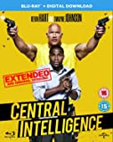 Central Intelligence (Blu-ray + Digital Download) [2016]