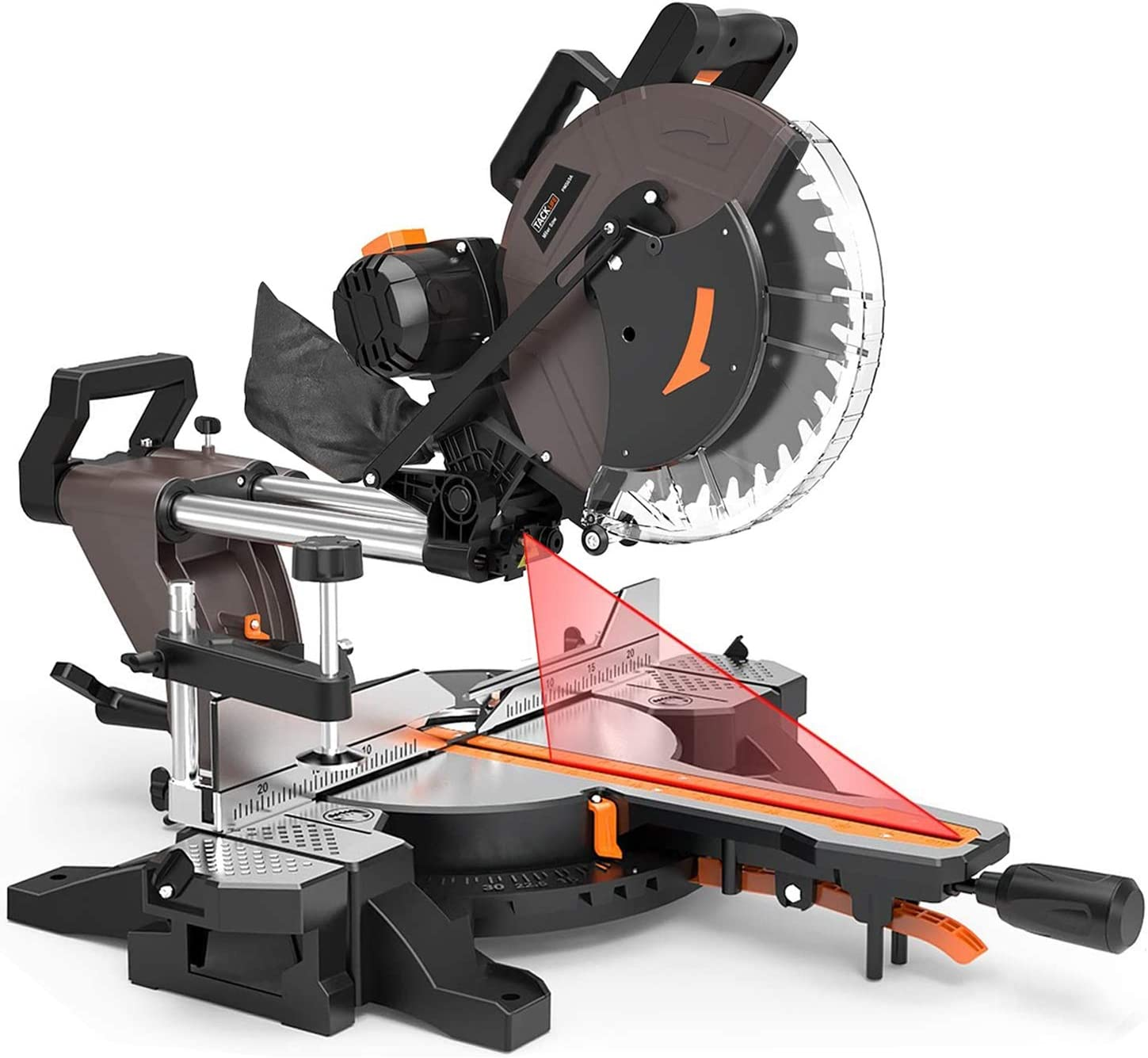 Tacklife Sliding Compound Miter Saw