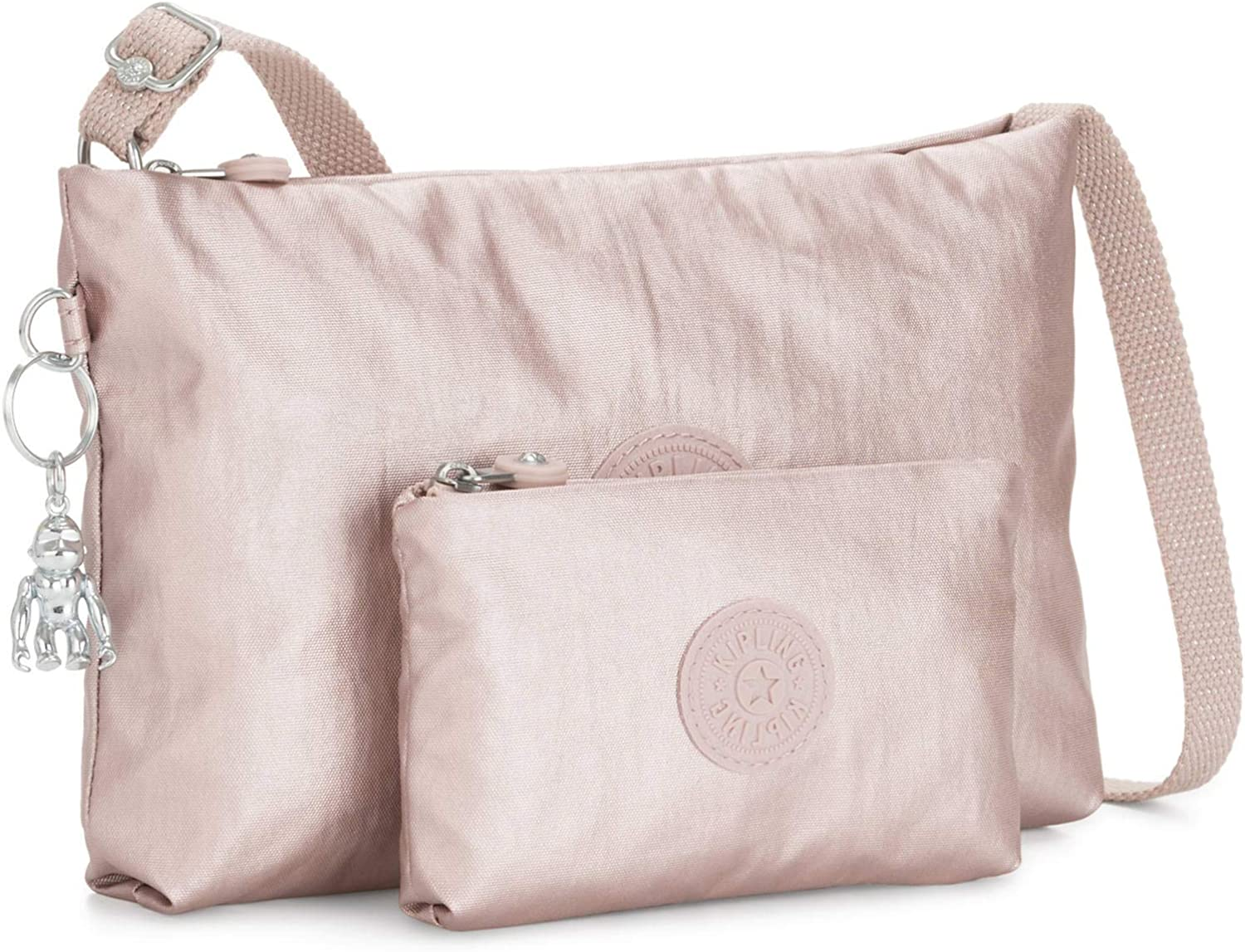 Kipling Atlez Duo Printed Crossbody Bag and Pouch Gift Set