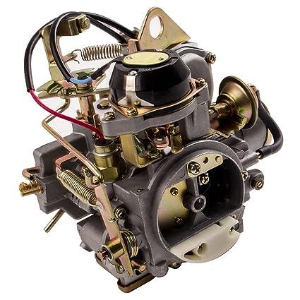 Amazon com: Carburetor for Nissan Pickup 720 2 4L Z24 Engine