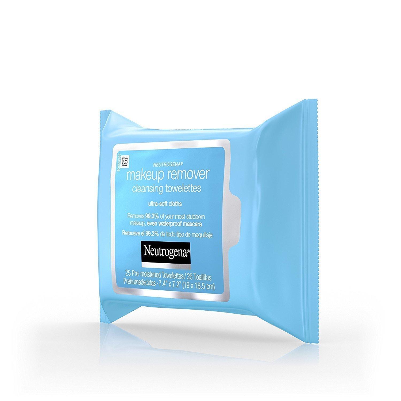 Neutrogena Make Up Removing Wipes, 200 Cleansing Towelettes by Neutrogena (Image #3)