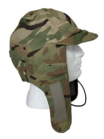 British Army MTP Goretex hat Trapper hat Waterproof hat (Small ... d89f8d8096f