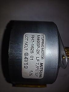 HP RH7-1625-000CN Stepping motor - 24VDC