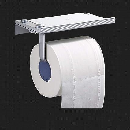 X10 XX Perchero de Papel higiénico Baño Perforado Libre ...