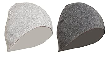 84eeb355e95 Gajraj WV01RCA08101 Cotton Helmet Cap (Grey and Light Grey