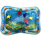 Inflatable Play Mat - Inflatable Play Mat Filled with Water and Inflatable for Baby