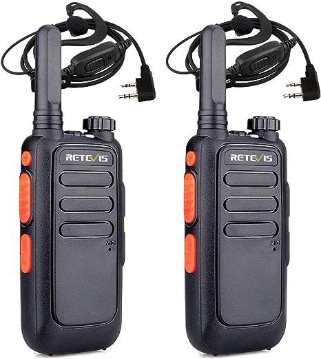 Retevis Rt669 Mini Walkie Talkie Pmr446 Elektronik