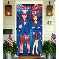 Your Little Lovely Uncle Sam Photo Door Banner
