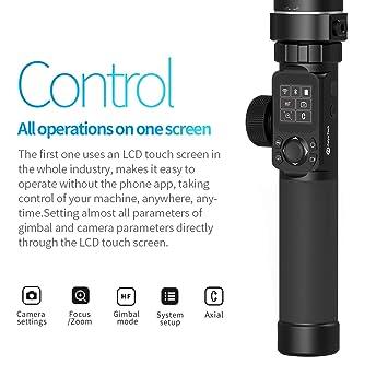 Feiyu AK4500 Gimbal for DSRL Camera: Amazon.es: Electrónica