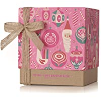 The Body Shop British Rose Gift Set, Enriched With Community Trade Roses handpicked In England, Includes Moisturizing…