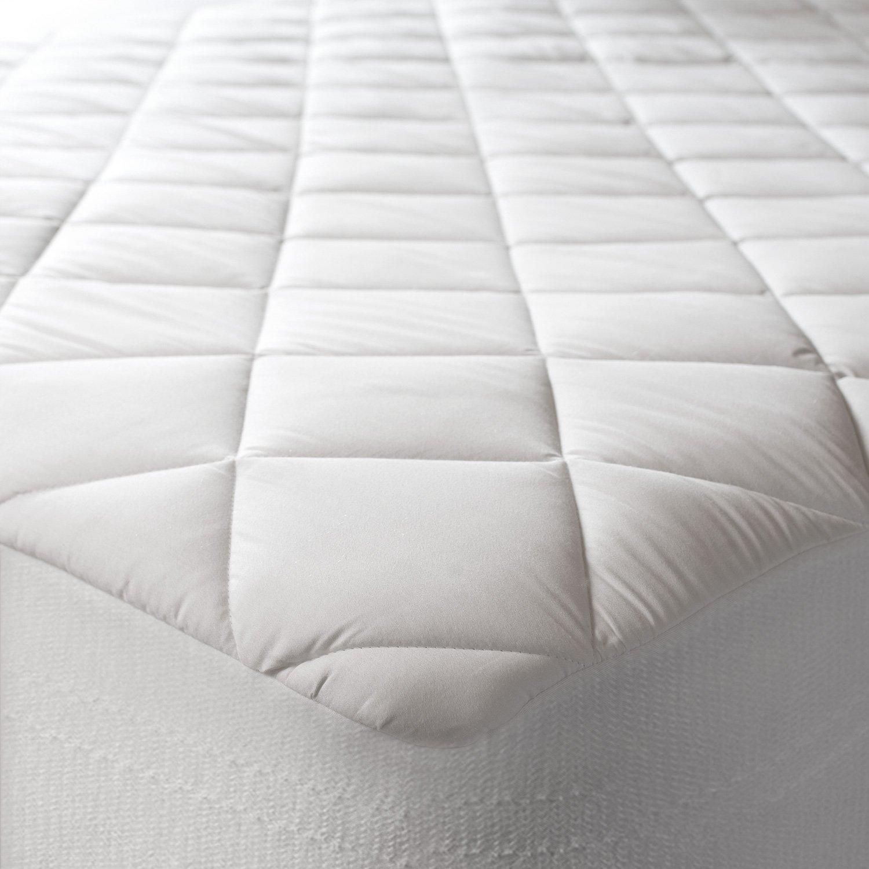 Sealy Posturepedic - Almohada para 300 TC Premium algodón almohadilla de colchón impermeable cama tamaño: Reina: Amazon.es: Hogar