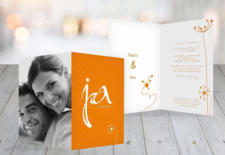 Kartenparadies Hochzeitskarte Hochzeit Einladung abstrakte Blaumen, hochwertige Einladung zur Heirat Heirat Heirat inklusive Umschläge   100 Karten - (Format  105x148 mm) Farbe  AquaTürkis B01N7TRET6   Abrechnungspreis    Bunt,    Neues Produkt  fe268c