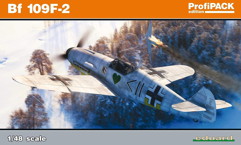 /Mod/èle Kit BF 109/Lot de 2/Professionnel F Unbekannt Eduard Plastique Kits 82115/