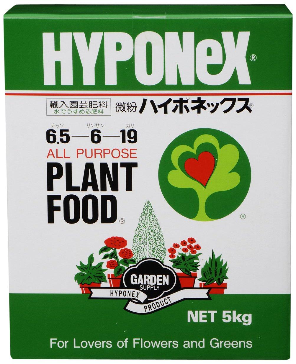 ハイポネックス 微粉ハイポネックス 5kg B00JLWOYL4