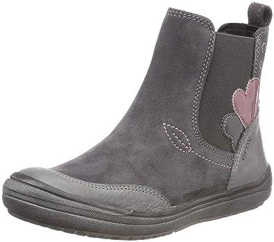 0de54232 Geox J Hadriel Girl D, Botas Chelsea para Niñas: Amazon.es: Zapatos y  complementos