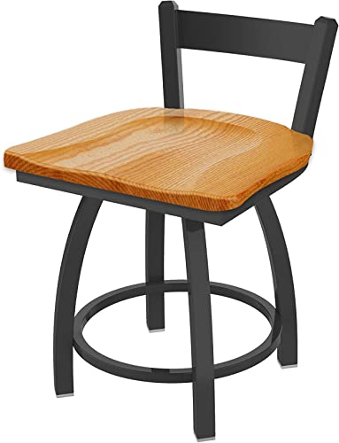 Holland Bar Stool Co. 821 Jackie Low Back Swivel Chair Counter Stool