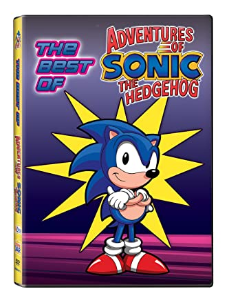 49220549266 Amazon.com  Best of the Adventures of Sonic the Hedgehog  Sonic ...