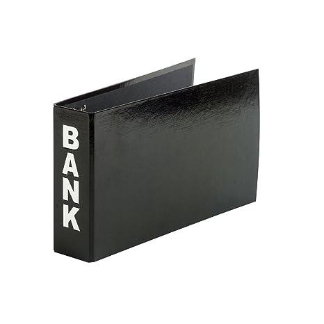 Aulfes 40801-01 - Archivador para extractos de banco (250 x 140 x 50