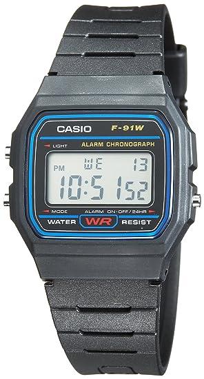157c8b5e983b Reloj Casio Vintage F91  Amazon.com.mx  Relojes